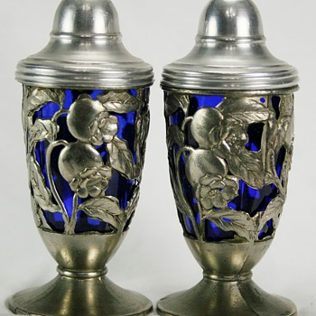 Vintage Salt & Pepper Shakers - Kitchen