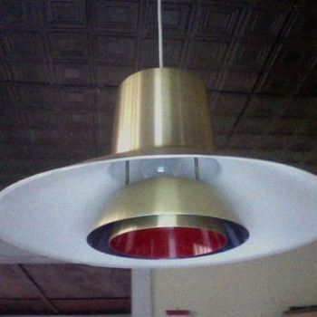 Satellite Star Dining Lamp