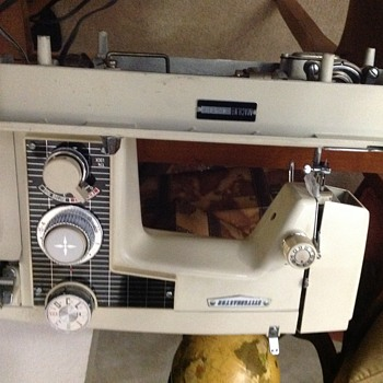Stitchmaster, made in Japan