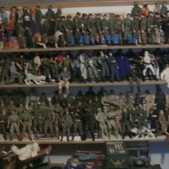 My huge G.I.Joe collection - Toys