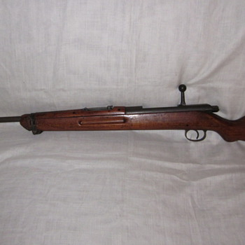 F.B. Radom 1933 Kbk.S.wz.31 Rifle - My Grandfather Brought Home From WWII