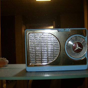 Spica Transistor Radio