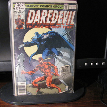 Daredevil and The Avengers comicbooks - Comic Books