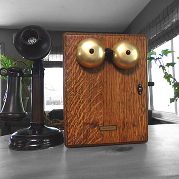 Bell Box #2 Restoration  - Telephones