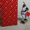 POSSIBLE DREAM CLOTHTIQUE NEW YORK YANKEES SANTA FIGURE