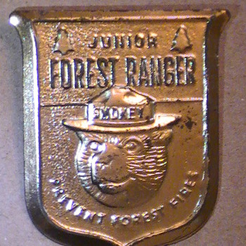 Juinor Forest Ranger. - Firefighting