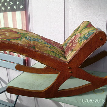 Infant's Rocking Chair ? - Furniture