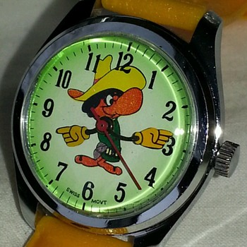 Jose(Joe) Carioca Wrist Watch - Wristwatches