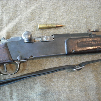 French Model 1886 Lebel Rifle - Military and Wartime