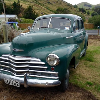 47 Chev Down Under - Classic Cars