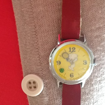 My first watch  - Wristwatches