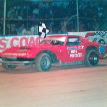 corvette stingray stock car.