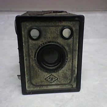 AGFA BOX CAMERA - Cameras