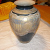 VERY DIFFERANT LOOKING VASE-OR MAYBE POTTERY ART!IM OPEN ON THIS 1 FOR SURE!