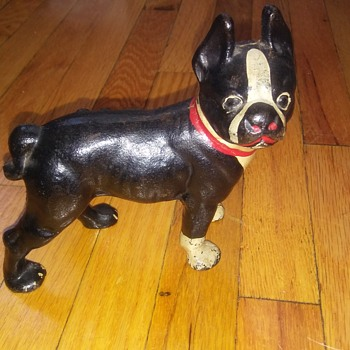 Iron Bull Terrier  - Figurines