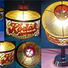 kodak tiffany lamp