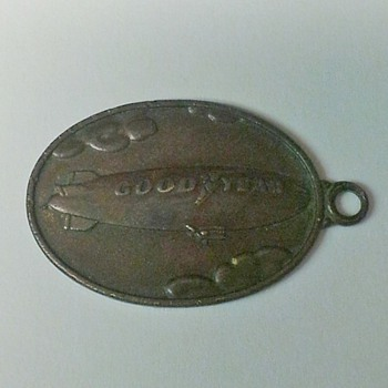 Goodyear Key Tag - Advertising