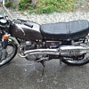 1972 Honda 350 cl Scrambler