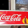 Any info appreciated for this coca cola sign