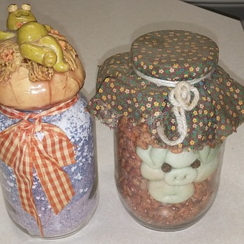 Various Collectable Mason Jars