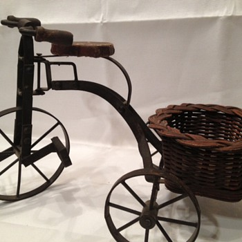 Vintage Tricycle - Outdoor Sports