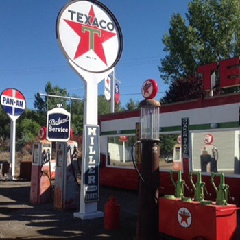 Texaco Miracle - Petroliana
