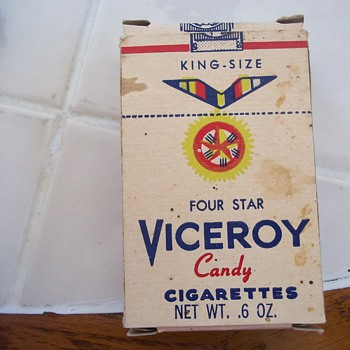 CANDY CIGARETTES - Tobacciana