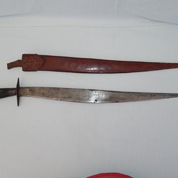 Antique Sword? ID help
