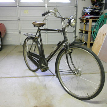 Raleigh bicycle 3 speed - Sporting Goods