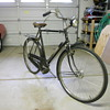 Raleigh bicycle 3 speed