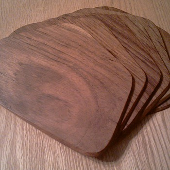 Danish Modern Coasters
