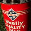 Skelly 5 gallon can