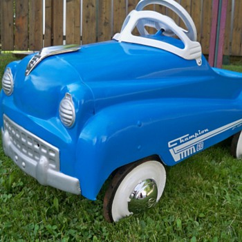1951 dipside murray pedal car