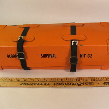 Aircraft Global Survival Kit C-2, Victor Tool Company - Military and Wartime