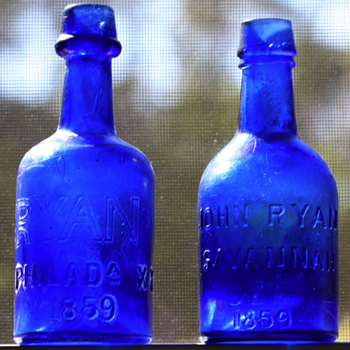 ~~~John Ryan Beer Bottles~~~