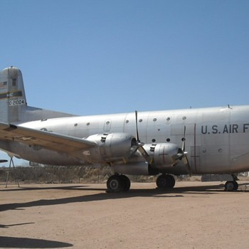 Nifty Fifties Planes From the Pima Air Museum