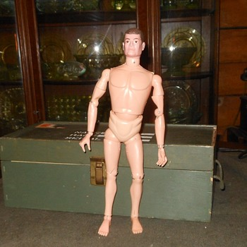 Loose Nude Foreign Soldiers Of The World (SOTW) GI Joe