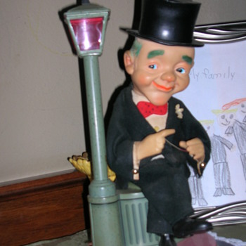 Stan Laurel Lamp???  - Lamps