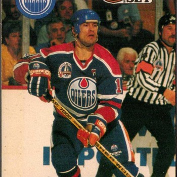 1990 - Hockey Cards (Edmonton Oilers) - Hockey