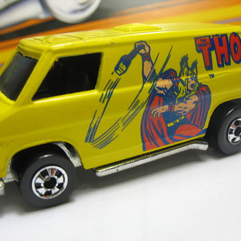 Mint Thor Van