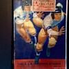 Texas A&M vs. SMU 1938 Program and Ticket Stub