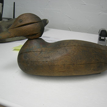 Old Duck Decoys 