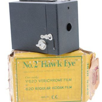 Hawkeye no2 model CC - Cameras