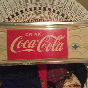 My old Coke sign