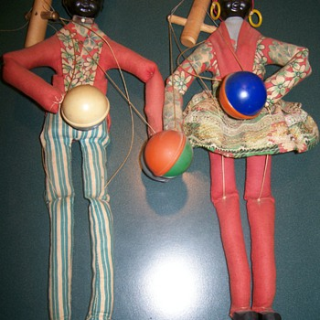 Really Cool Marionettes  - Toys
