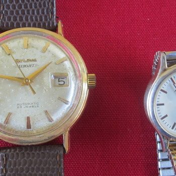 Man & Ladies Watch - Wristwatches