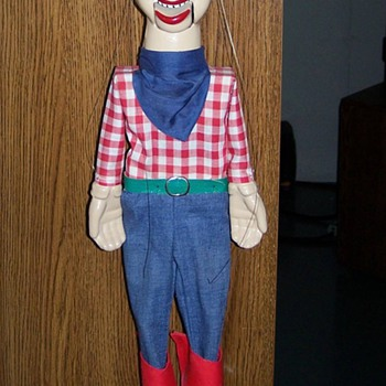 Howdy Doody Puppet