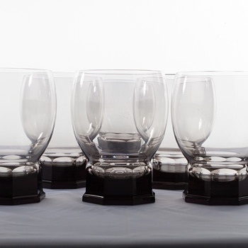 A.D. Copier Whiskey Glasses Leerdam