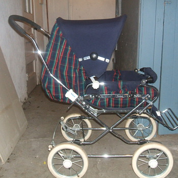 emmaljunga vintage pram from sweden any info?