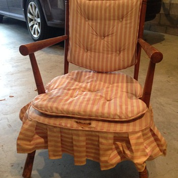 Grandma's Chair - Furniture